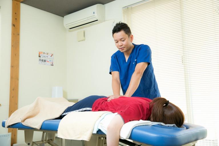 当院の腰痛治療の施術法